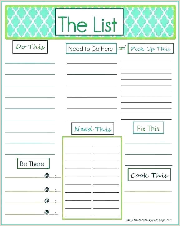 Cruise Packing List Excel Travel To Do List Template