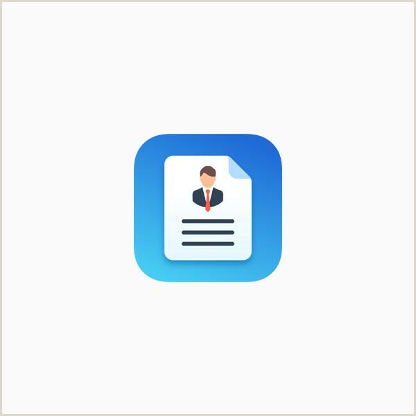 Curriculo De Trabalho Simples Modelos De Curriculo Na App Store