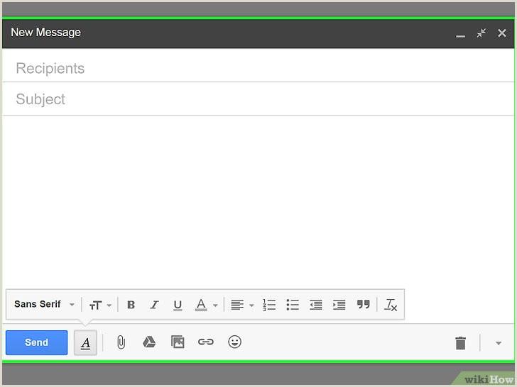 Curriculo De Trabalho Simples O Enviar Um Currculo Por Email 16 Passos
