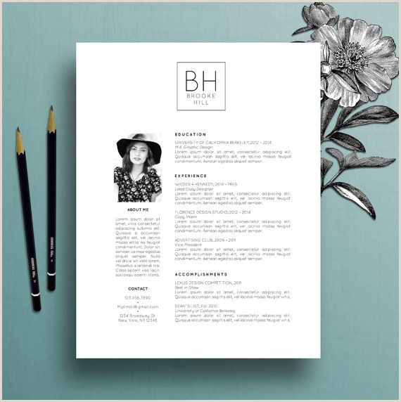 Curriculo Simples Com Foto Download Modern Resume Template Professional Cv Template Ms Word