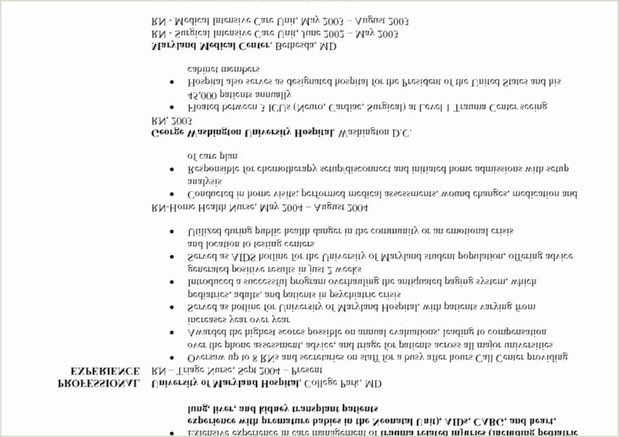 Simple Resume format Download In Ms Word Fresh Microsoft