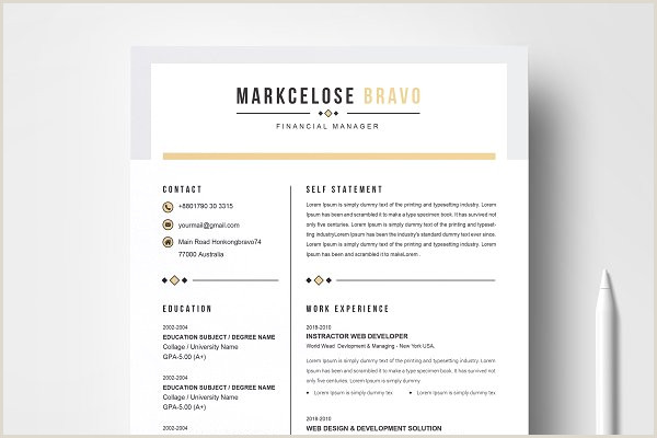 Curriculo Simples Com Foto Free Resume Template and Cover Letter Resume Design