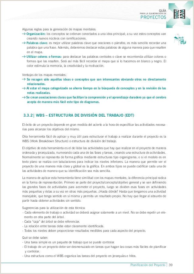 Guia para la elaboracion de proyectos Gobierno Vasco