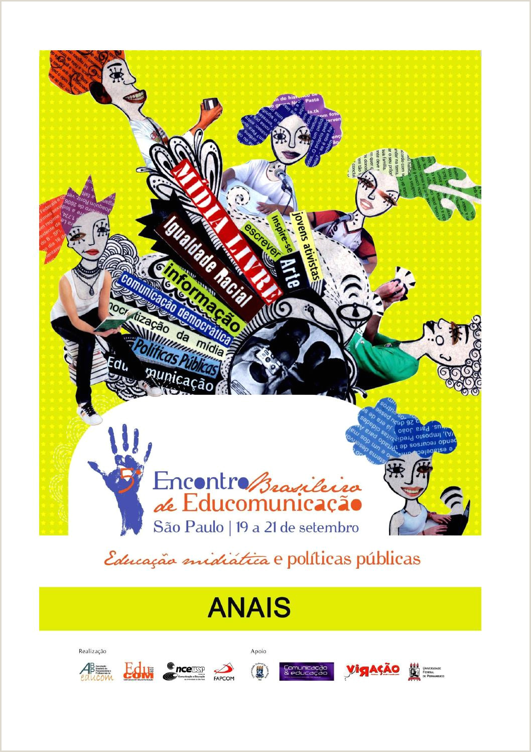 Anais v encontro edu unicacao abpedu 2014 by ABPEdu