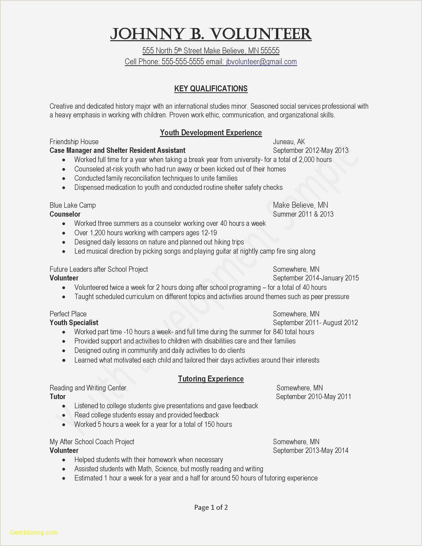 Curriculo Simples Download Word Letter Interest Cover Letter New Simple Cover Letter