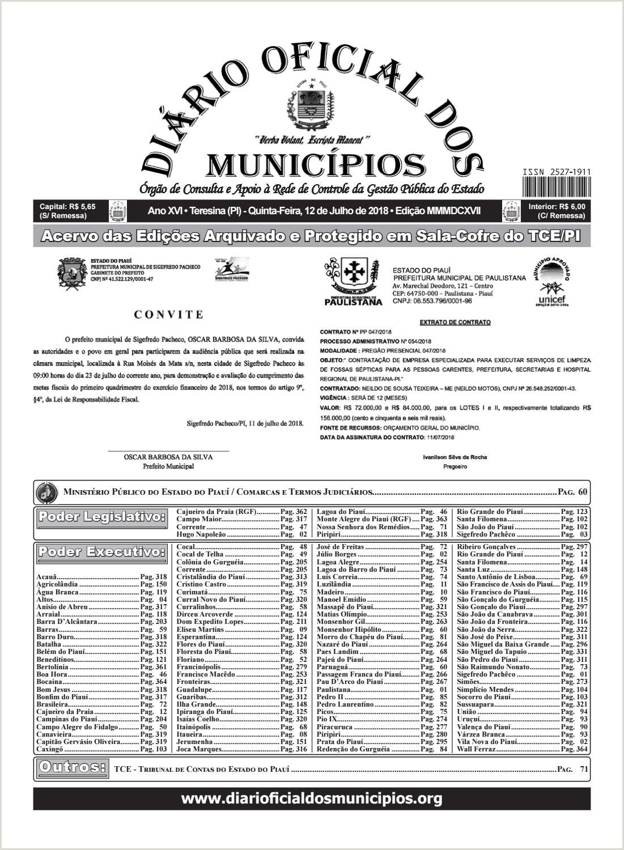 Curriculo Simples E Bom Edi§£o 3617 by Diário Icial Dos Municpios issuu