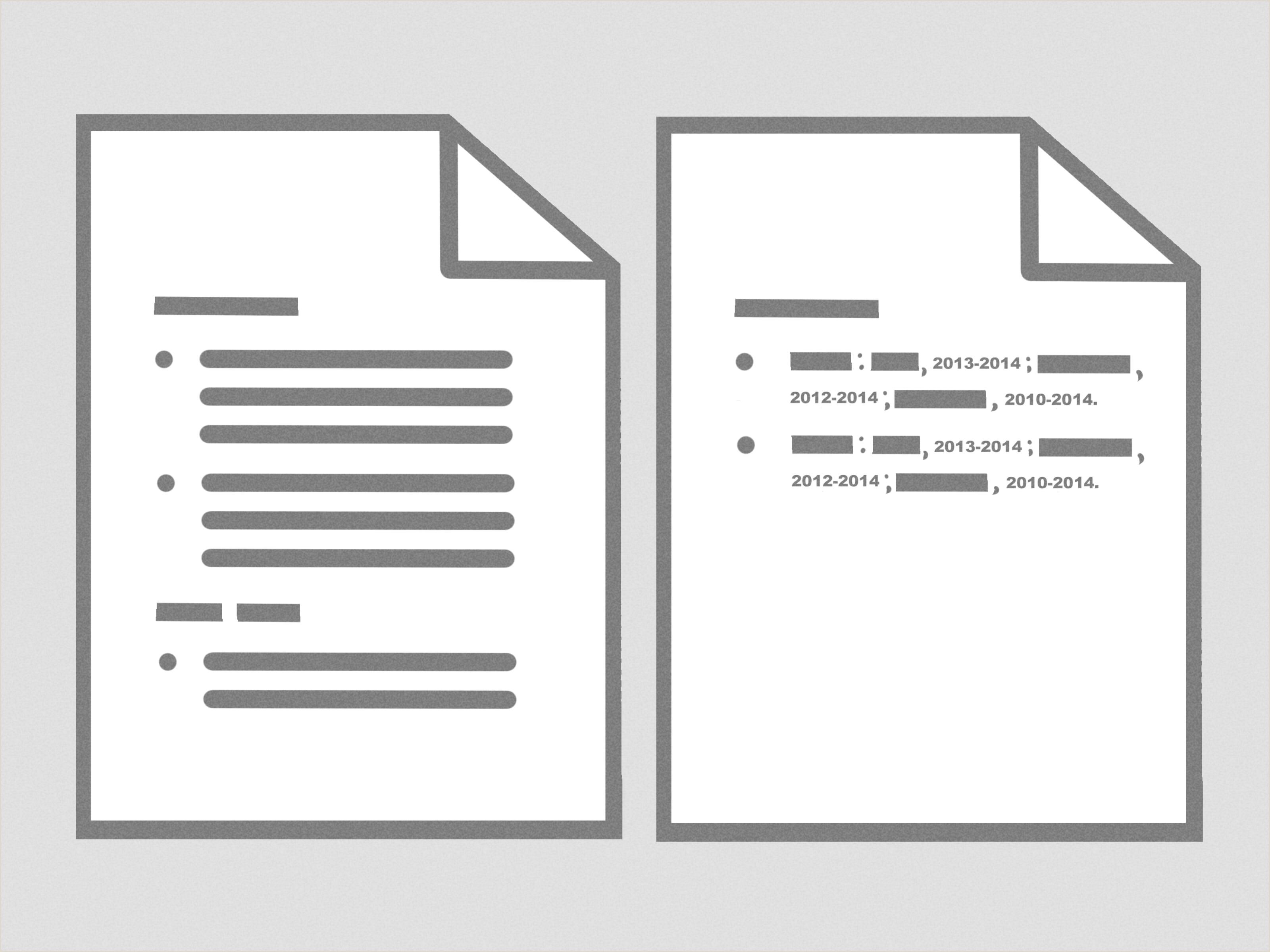Curriculo Simples E Bonito 4 formas De Escrever sobre Si Mesmo Wikihow
