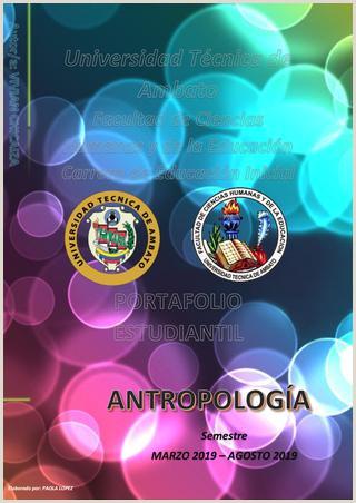 PORTAFOLIO DE ANTROPOLOGA by Vivi Chicaiza issuu