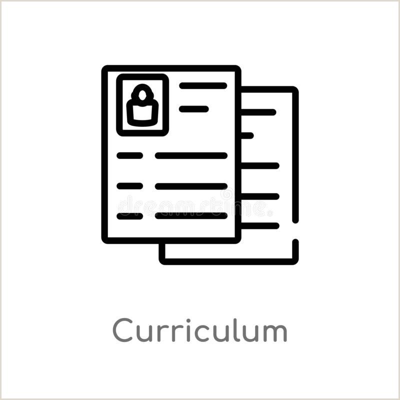 Curriculum vitae e livros ilustra§£o stock Ilustra§£o de
