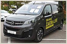 Curriculo Simples Fazer Opel Zafira — Wikipédia