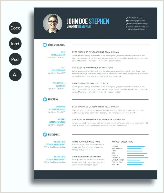 Mot Best Word Resume Template Download Free Ms And