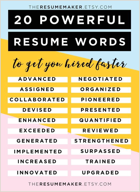 How to make a resume Powerful tips View now