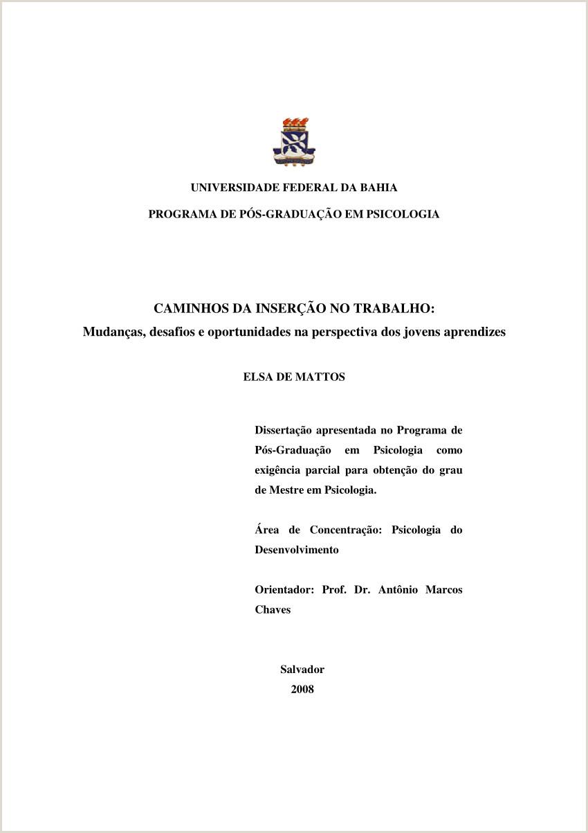 """PDF UNIVERSIDADE FEDERAL DA BAHIA PROGRAMA DE P""""S GRADUA‡ƒO"""