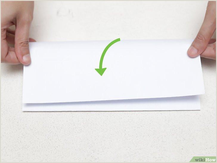 3 Formas de Dobrar e Inserir uma Carta em um Envelope