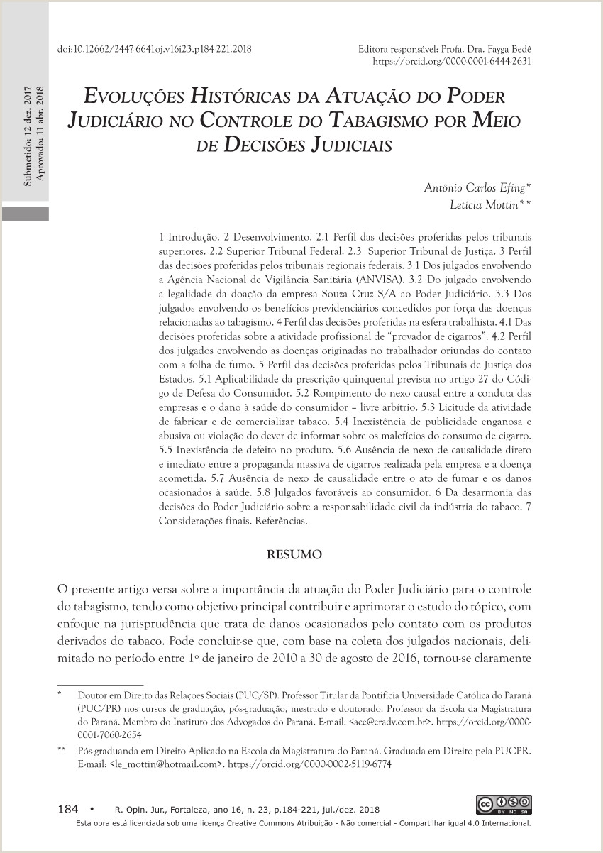 PDF Evolu§µes Hist³ricas da Atua§£o do Poder Judiciário no