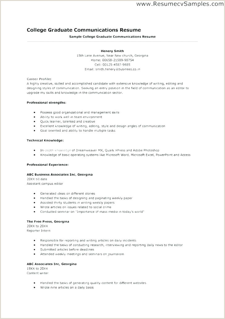 Resume For College Application Template Microsoft Word
