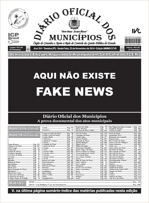 Edi§£o 3707 by Diário icial dos Municpios issuu