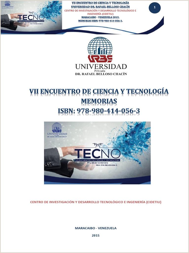 Extensos VII Encuentro de Ciencias y Tecnologa