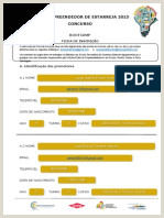 Currículo Simples Para Preencher E Imprimir Apostila Ptps 2016 Eja 2016 08 04