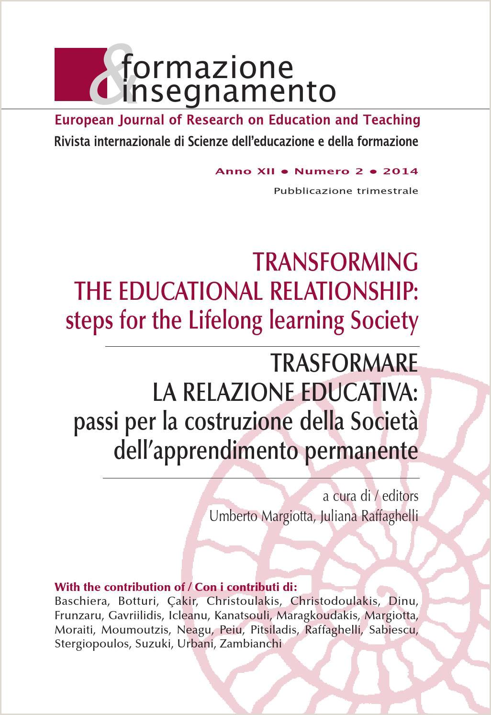 TRASFORMARE LA RELAZIONE EDUCATIVA by Pensa Multimedia issuu