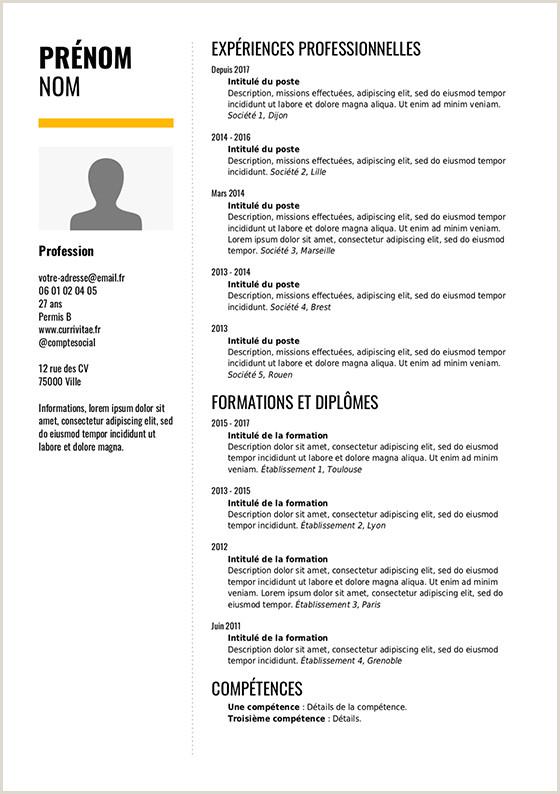 Currivitae créez un CV en ligne facilement