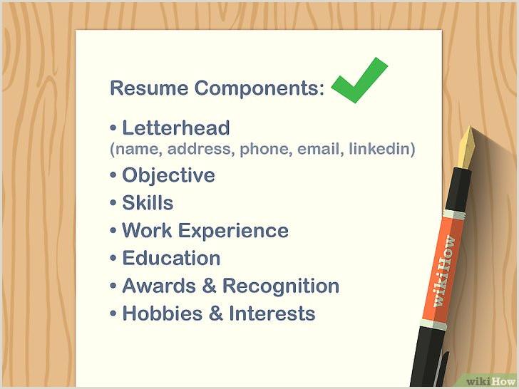 o Escrever um Curriculum Vitae 16 Passos