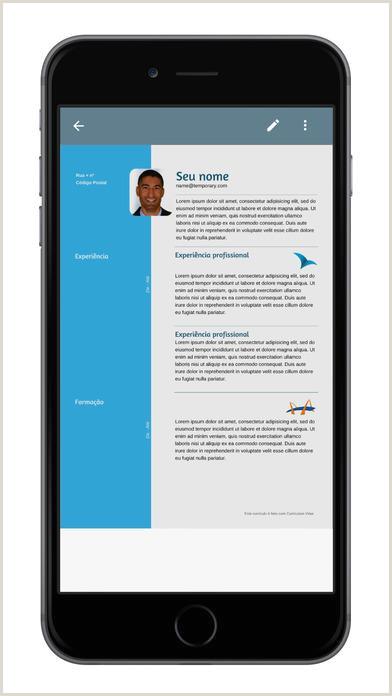 Curriculo Simples Pronto Para Preencher E Imprimir Curriculum Vitae Download Para iPhone Em Portuguªs Grátis