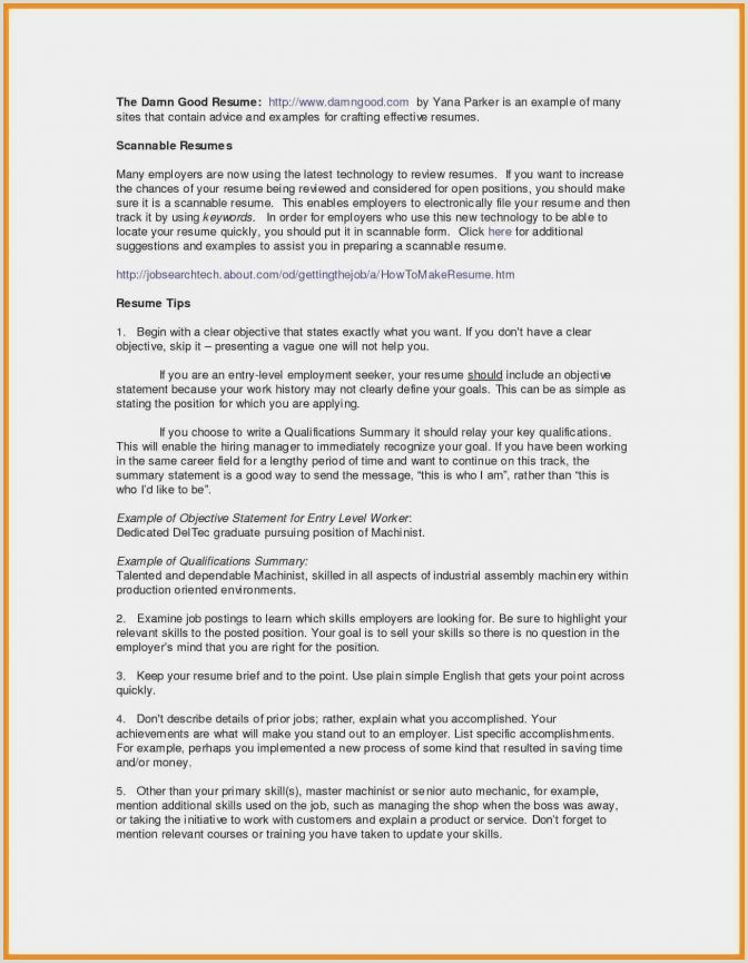 Detailed Resume Luxury Template Signs Free Easement Be