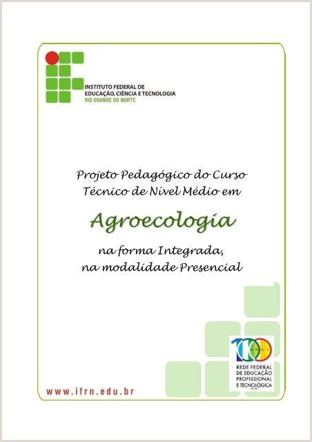 Agroecologia Integrado pdf Ifrn
