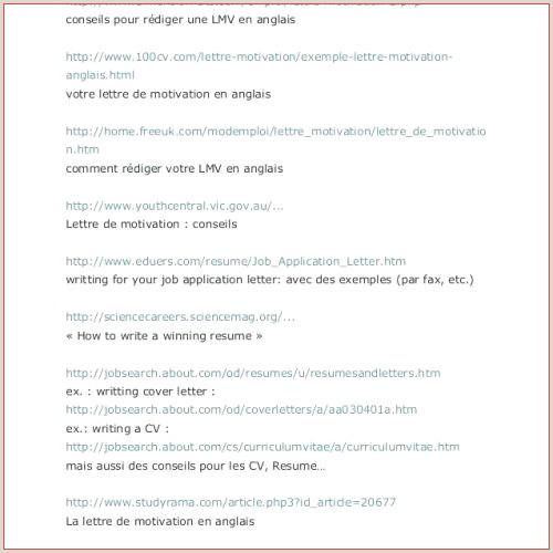 Exemple De Lettre Explicative Pour Caq Les Meilleur Créer Cv