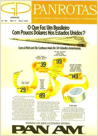 Curriculos Simples E Criativos Guia Panrotas Edi§£o 195 Junho 1989 by Panrotas Editora