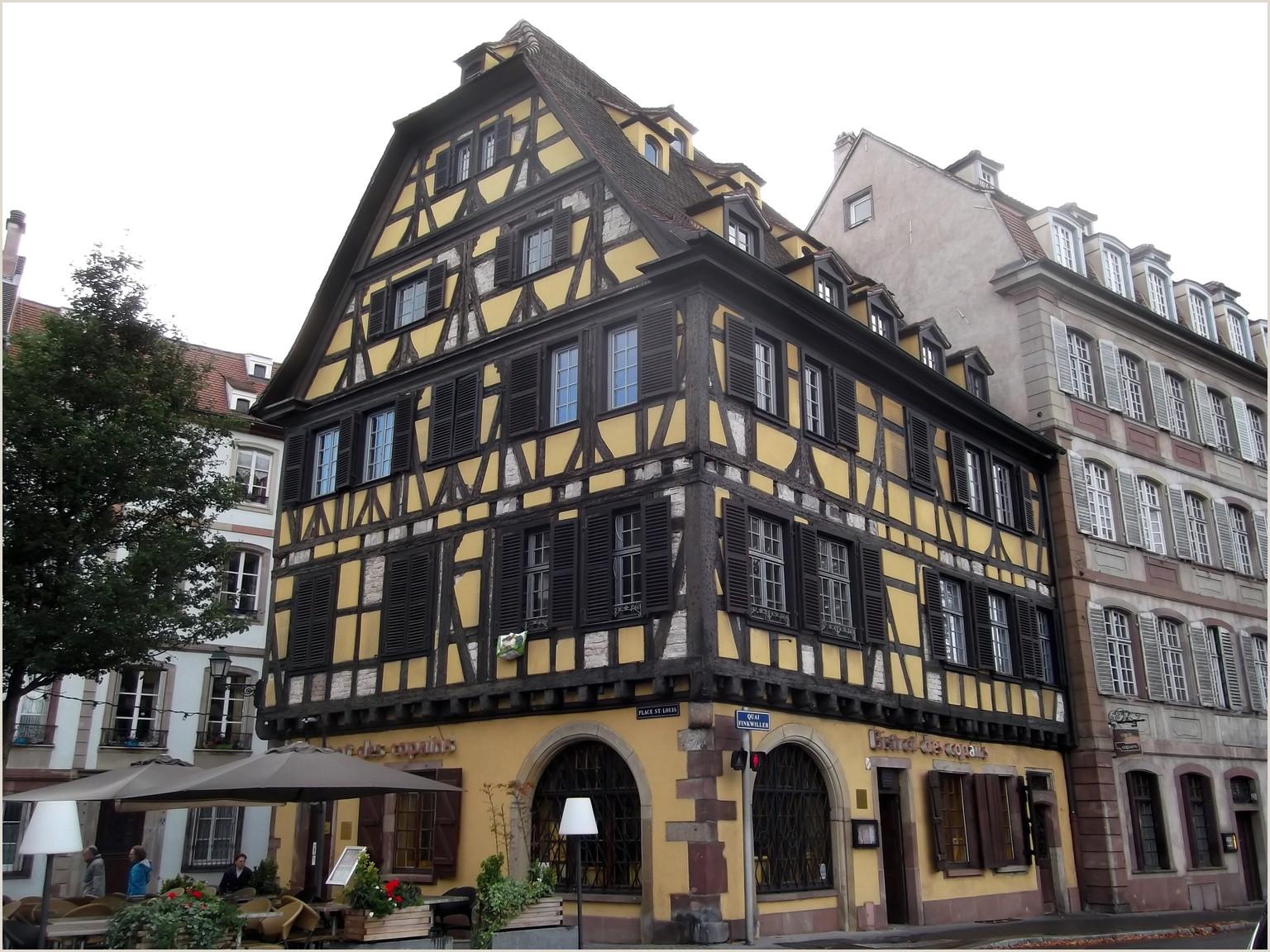 Maisons de Strasbourg 12 quai Finkwiller