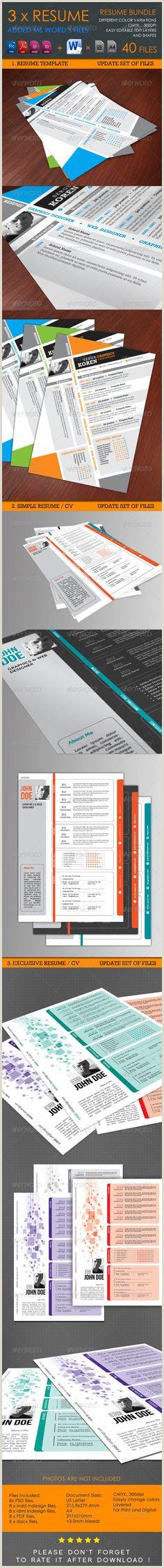 Curriculum Simples Download 19 Meilleures Images Du Tableau Cv Traditionnels