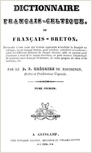 Calaméo Dictionnaire Fran§ais Celtique ou Fran§ais Breton