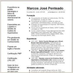 Curriculum Simples Para Imprimir E Preencher Curriculum Simples Avaré Guia Avaré Guia Icial Da