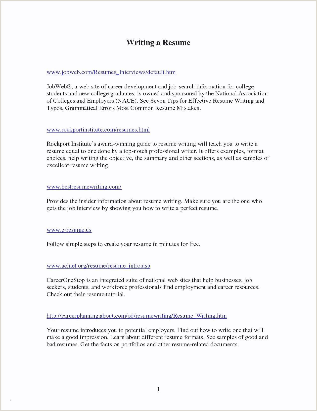 Curriculum Simples Vitae Sample Curriculum Vitae format