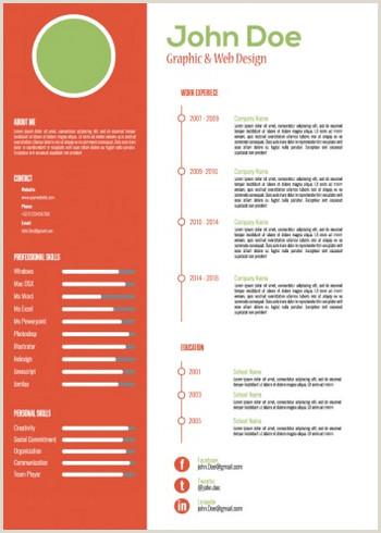 Curriculum Vitae Creativo Para Rellenar Gratis 11 Modelos De Curriculums Vitae 10 Ejemplos 21 Herramientas