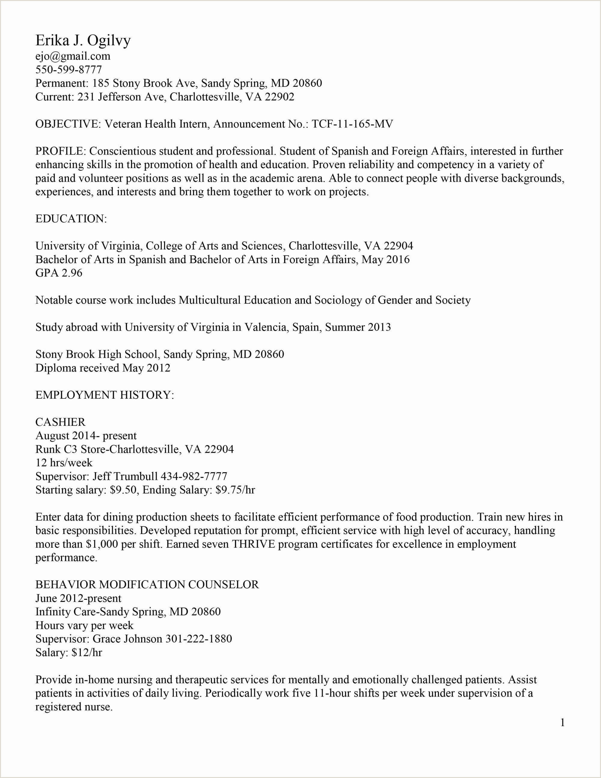 Transition Out Teaching Resume