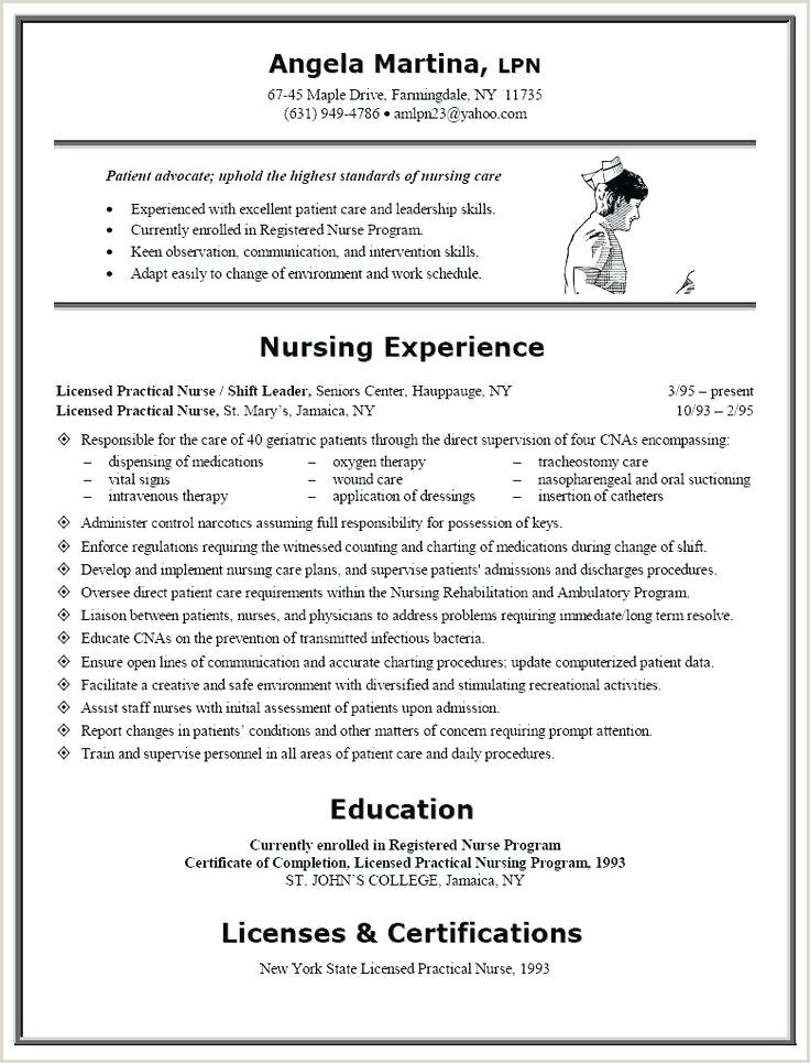 Rn Skills Resume Free Rn Resume Sample – Rn Resume Templates