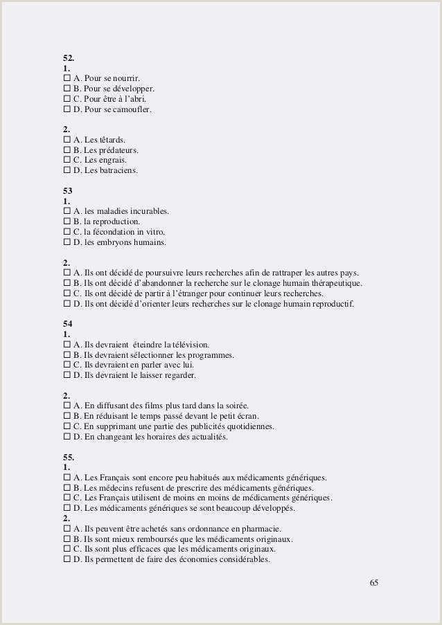 40 Modele Cv Francais Word