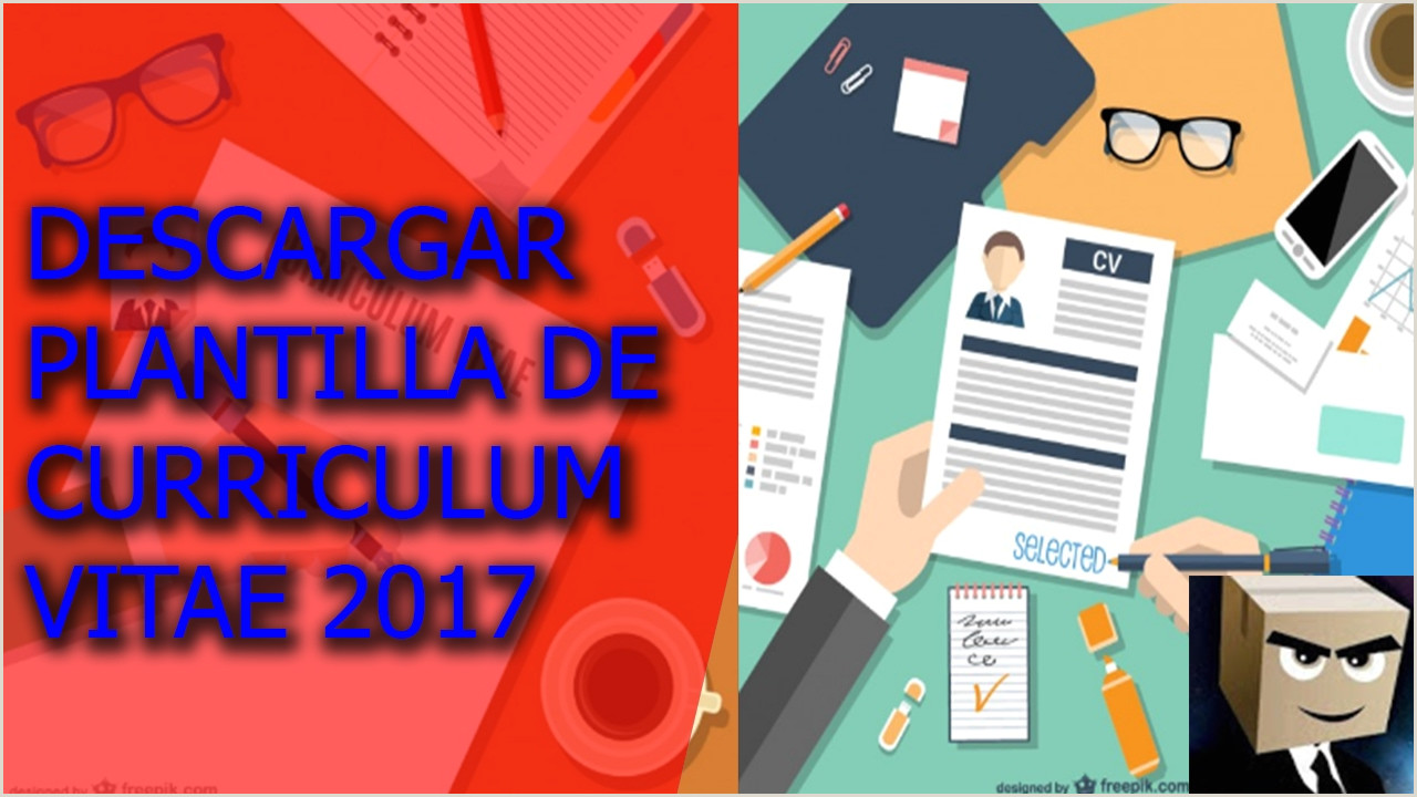 Curriculum Vitae formato Para Llenar Online Descargar Plantilla Modelo De Curriculum Vitae 2017 Gratis En formato Word