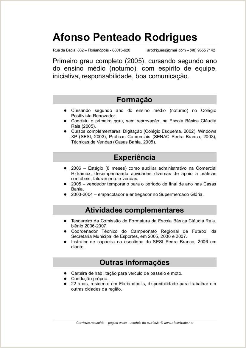 Curriculum Vitae formato Word Para Rellenar Gratis En Español Resultado De Imagem Para Modelos De Curriculo Para