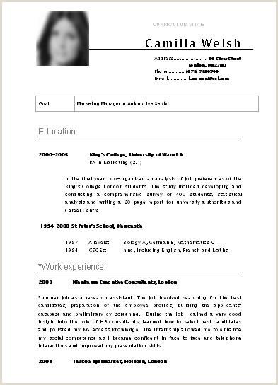 Curriculum Vitae formato Word Para Rellenar Gratis Online by Congress Curriculum Vitae Plantilla Para