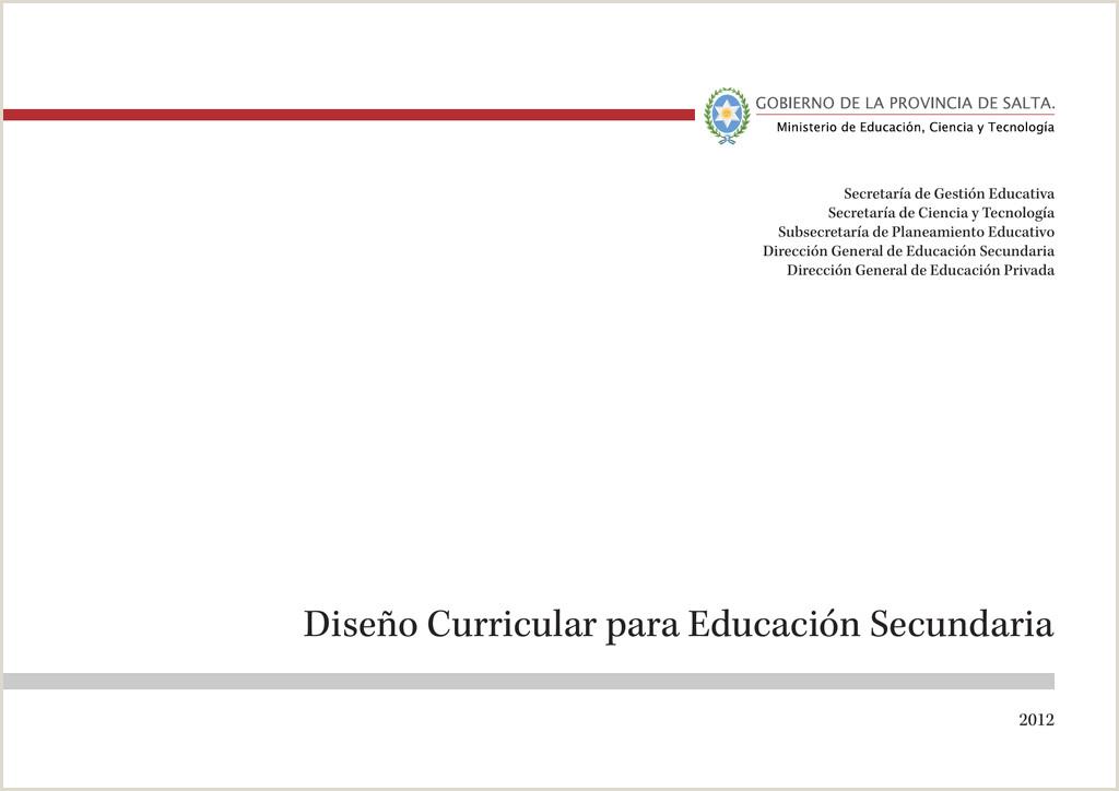 Curriculum Vitae formato Word Para Rellenar Gratis Peru Dise±o Curricular Para Educaci³n Secundaria