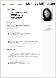 Curriculum Vitae formato Word Para Rellenar Gratis Sin Experiencia 14 Mejores Imágenes De Currculum Vitae