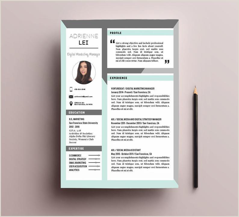 4 página curriculum vitae plantilla Pack para Word carta de presentaci³n y referencias Currculum profesional marca Carta de Estados Unidos