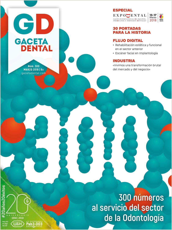 Gaceta Dental 300 by Pelda±o issuu