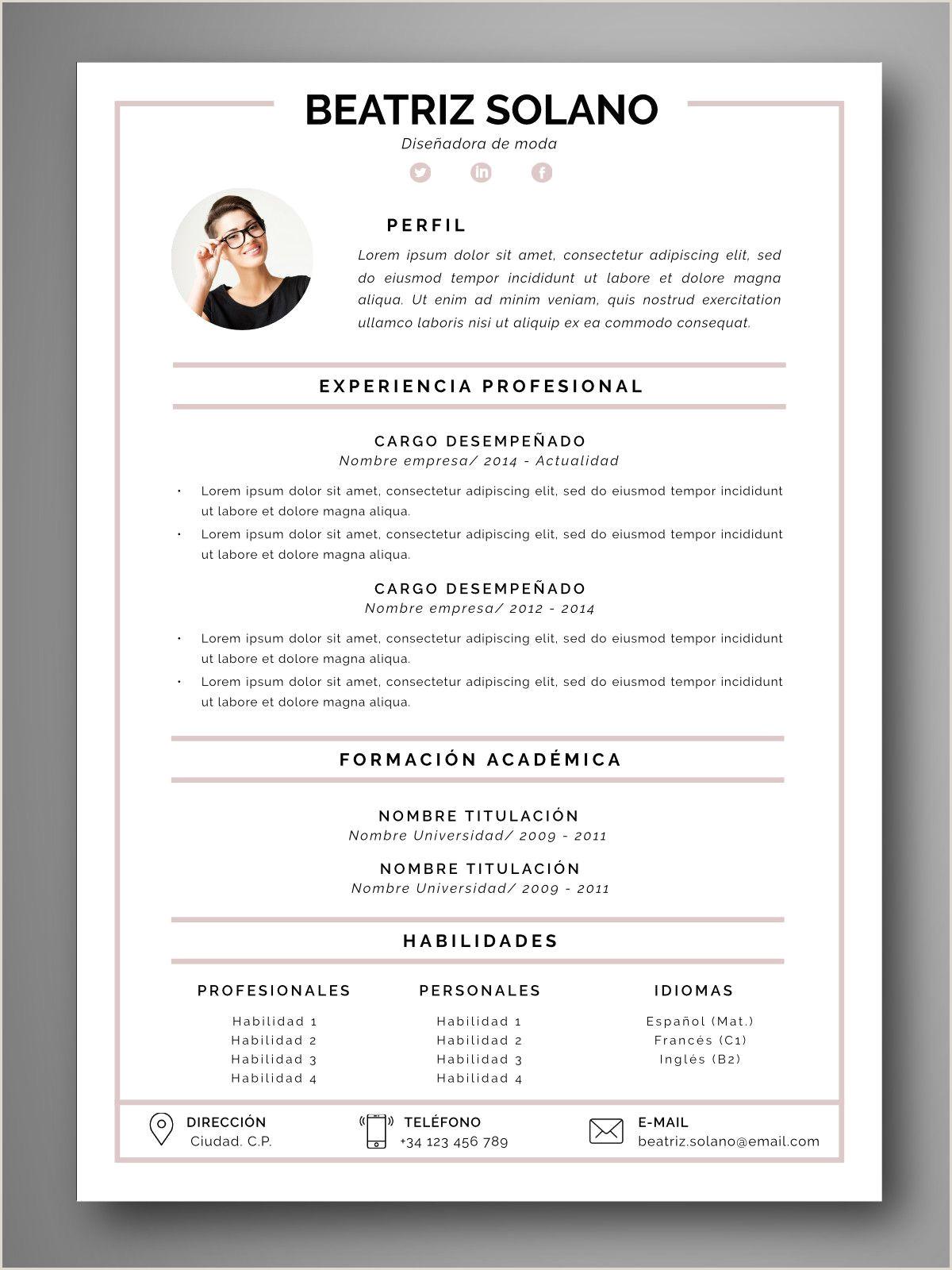 Curriculum Vitae formato Word Para Rellenar Gratis Venezuela Leer En Lnea Curriculum Vitae Modelo Para Pletar En Word