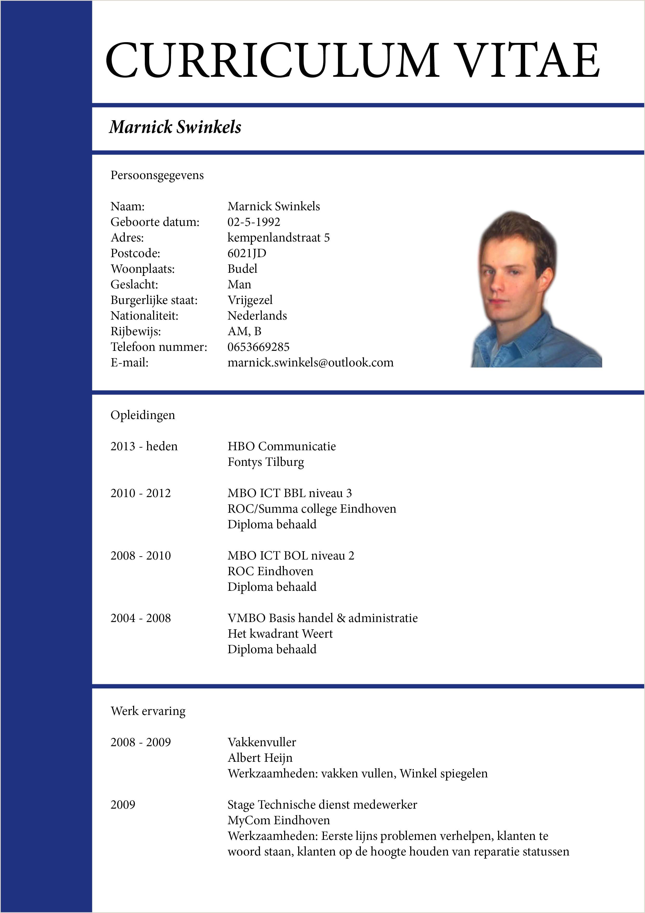 Curriculum Vitae Modelo Para Rellenar En Word 19 Fresh Curriculum Vitae formato Vacio