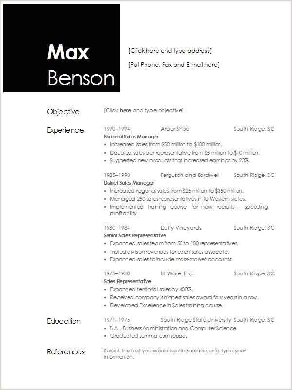 Curriculum vitae gratuit 12